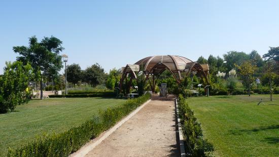 Jardin botanico de castilla la mancha albacete spanien for Jardin botanico castilla la mancha