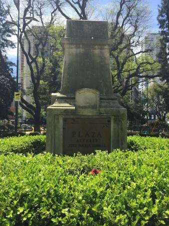 Plaza Alferez  Sobral