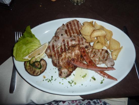 Dalmine, Italia: Autres viandes grillées