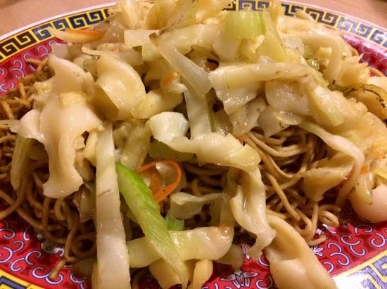 Yim Saan Hotel & Restaurant: Conch Noodles