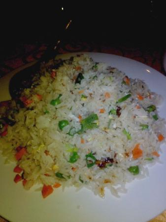 Yellow River Chinese Restaurant: Egg fried rice