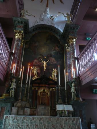 Musée Amstelkring : The Altar