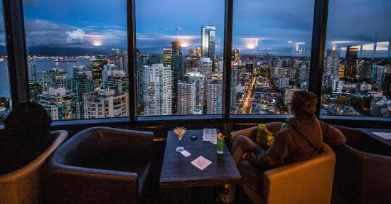 Columbia Tower Restaurant Menu