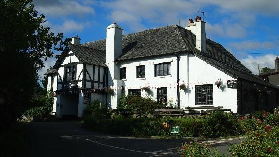 Holne, UK: Holn - Church House Inn
