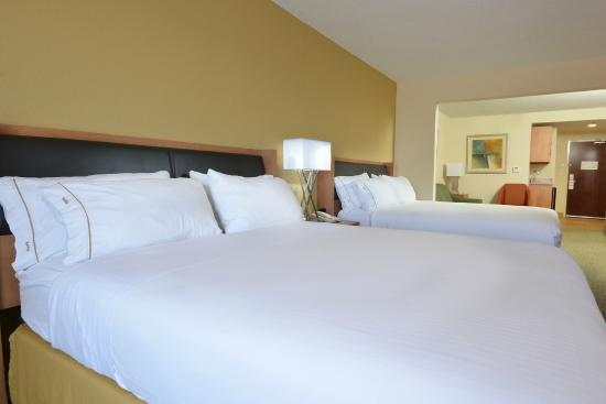 Holiday Inn Express & Suites High Point South: Comfortable Matresses