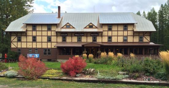Essex, Montana: Izaak Walton Inn