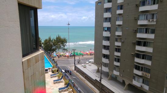 Grand Mercure Recife Boa Viagem: VIEW FROM THE ROOM 1