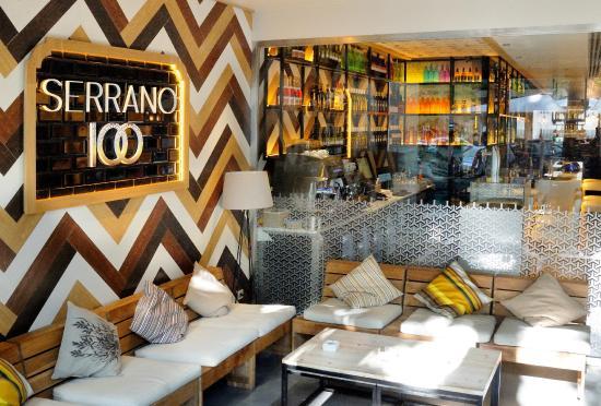 Restaurant Club Serrano 100