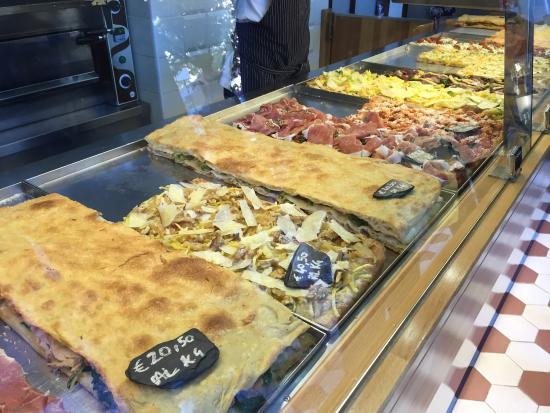 Pizzarium Bonci Photo