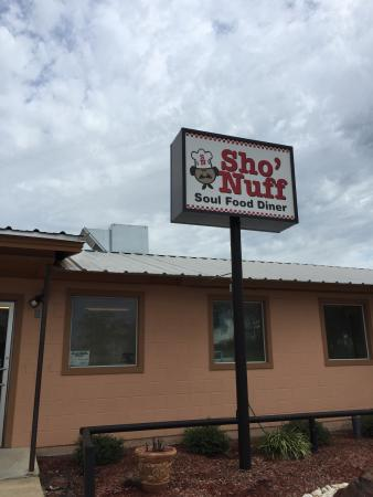 Rockdale, تكساس: BBQ is Soul food!
