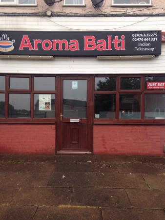 Aroma Balti Coventry Restaurant Reviews Photos Phone