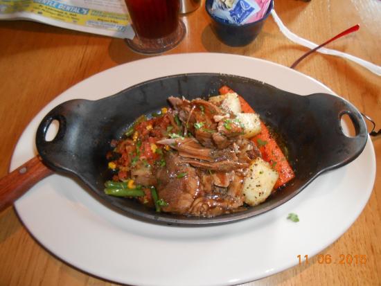 Twin Peaks Restaurants Pot Roast