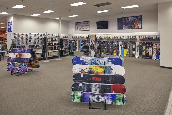 Christy Sports Ski And Snowboard: Snowboard Rental Denver