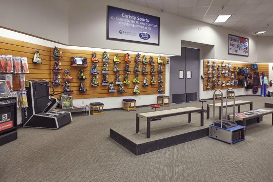 Christy Sports Ski And Snowboard: Denver Ski Rentals
