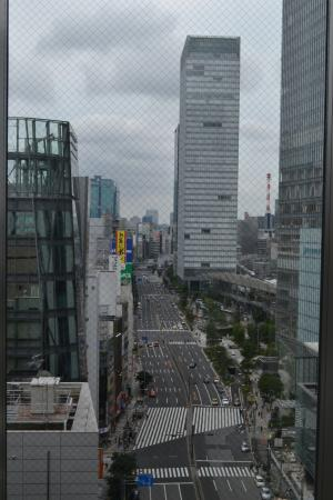 Hotel Ryumeikan Tokyo: vue de l'espace salon et restaurant