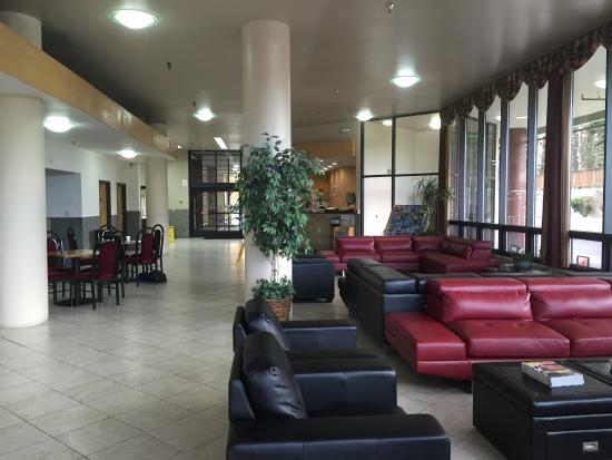 Alex Hotel & Suites : Hotel lobby