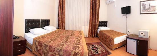 โรงแรมเออร์แคน อินน์: room