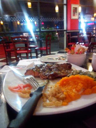 Dinner at Mike\'s - Picture of Mikes Kitchen N1 City, Goodwood ...