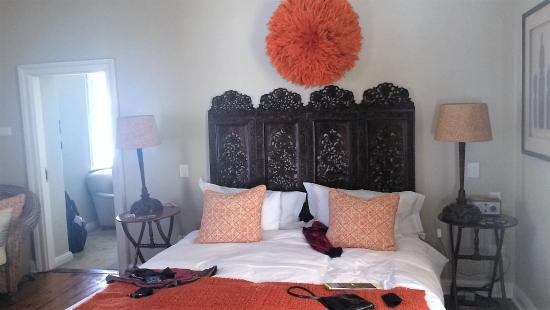 Cape Heritage Hotel: Lovely bedroom
