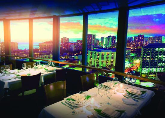 Photo of American Restaurant Top of Waikiki at 2270 Kalakaua Avenue, 18th, Honolulu, HI 96815, United States