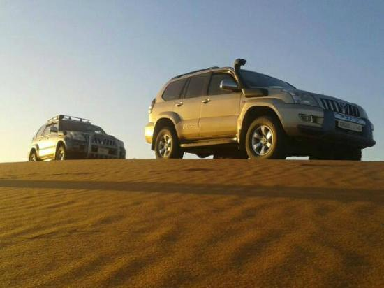 Soul Adventure 4x4 Day Tours: just an adventure