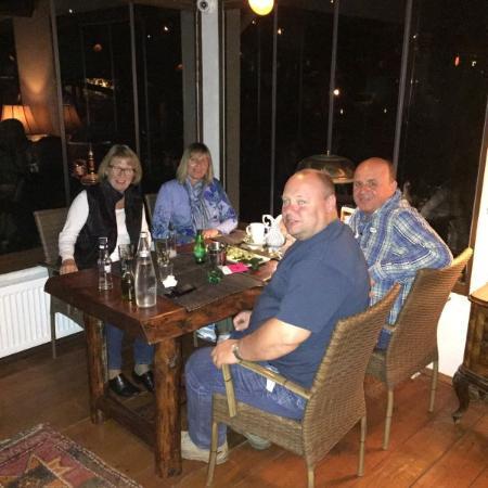 Kirazli, Turchia: im Speiseraum