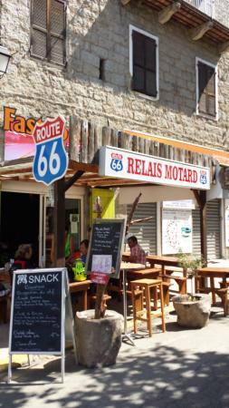 Relais motard ROUTE 66 : Relais Route 66