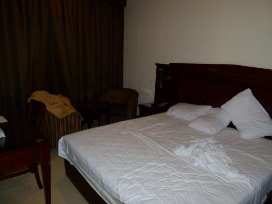 Admiral Plaza Hotel: Zimmer