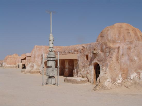 3 picture of decor star wars tunisie tozeur tripadvisor for Personeel decor tunesie