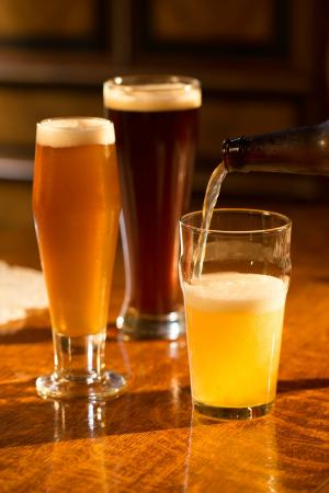Delavan, WI: Choosing a craft beer