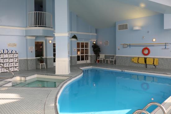 Ingersoll, แคนาดา: Pool