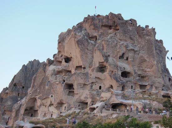 Uchisar - Picture of Uchisar Castle, Uchisar - TripAdvisor