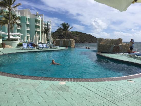 Oyster Bay Beach Resort Pool