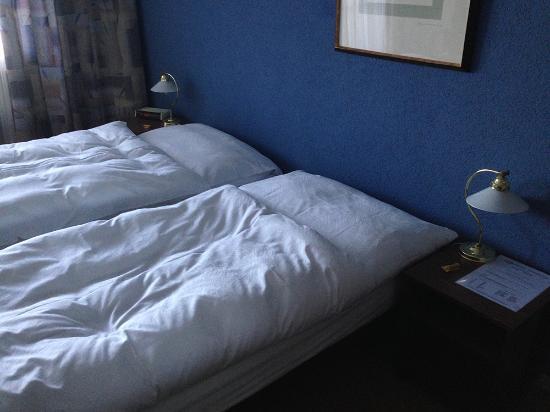 Emmenmatt, Schweiz: Grandmotherly bedroom