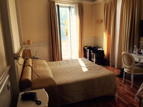 Hotel Metropole Bellagio: Our room