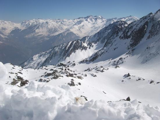 Station de Ski Luz Ardiden : Février 2015