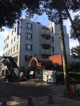 Park Side Hotel : 外観