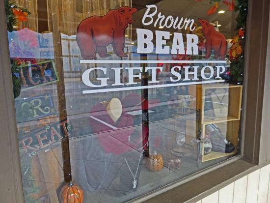 ‪Brown Bear Gift Shop‬