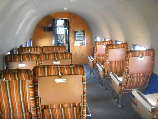 Canadian Museum of Flight: Inside the DC-3