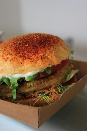 Veganopolis Cafe