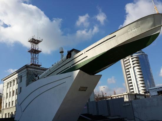 Torpedo Boat Memorial