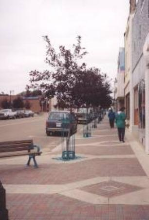 Vegreville, แคนาดา: Walk downtown and take in the History