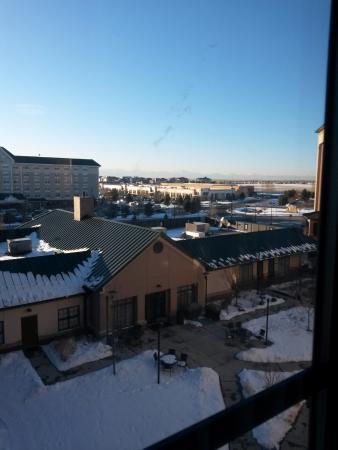 Homewood Suites Denver International Airport: Utsikt