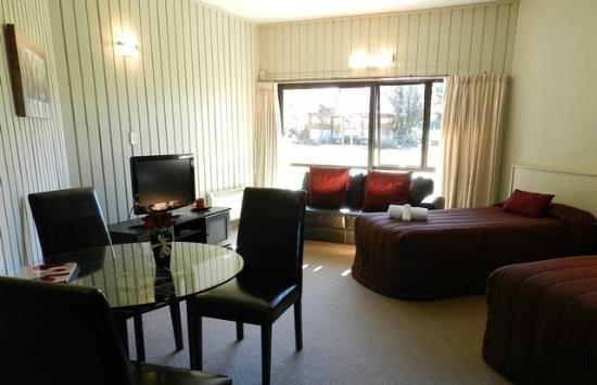Explorer Motel & Apartments: Superior Studio