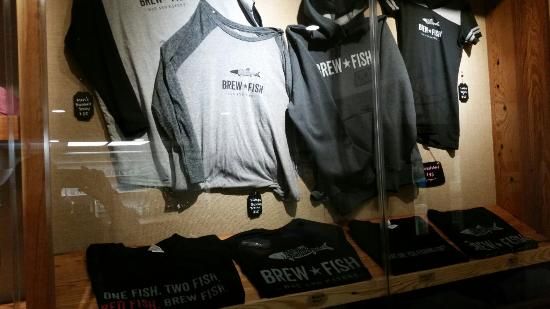 Marion, MA: Get your Brewfish swag