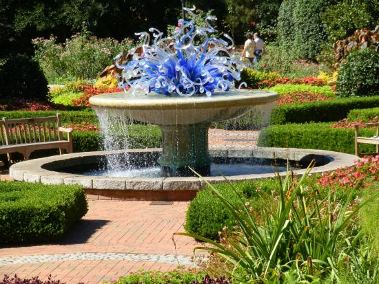 Fuqua Conservatory Is A Place For Exotic Tropical Plants Picture Of Atlanta Botanical Garden