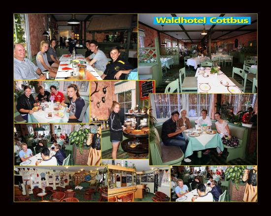 Spree-Waldhotel Cottbus : Dining and activities