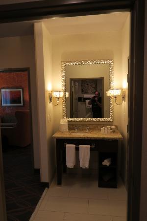 Bathroom Vanity Picture Of Homewood Suites By Hilton