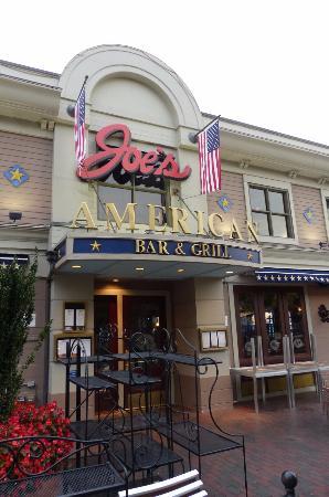 joe s american bar grill at the waterfront picture of joe s rh tripadvisor com