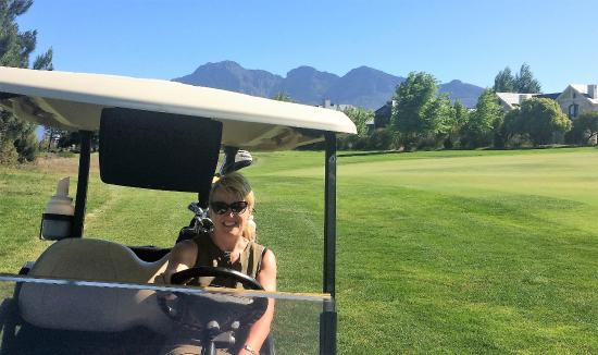 Pearl Valley Jack Nicklaus Signature Golf Course: At least this driver worked